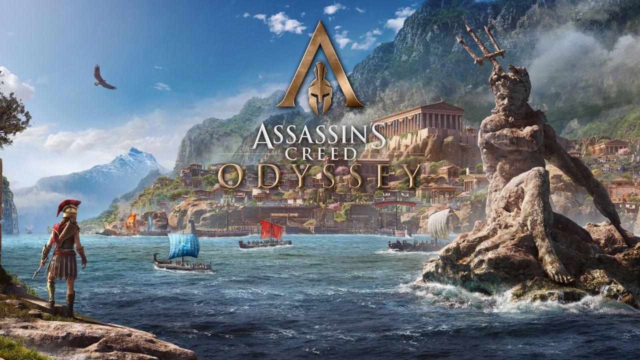 Assassin's Creed Odyssey - Der erste kostenlose DLC steht ...