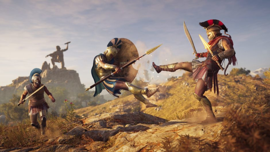 Assassin's Creed Odyssey – Patch 1.0.7 steht bereit