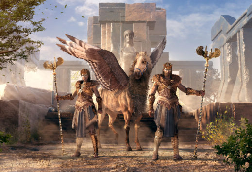 Assassin's Creed Odyssey - Video zeigt die neuen Inhalte für April