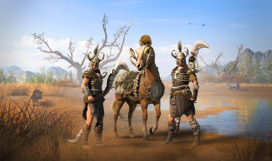 Assassin's Creed Odyssey – Video zeigt die neuen Inhalte im Februar