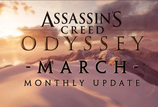 Assassin's Creed Odyssey - Auf diese Inhalte für März dürft ihr euch freuen