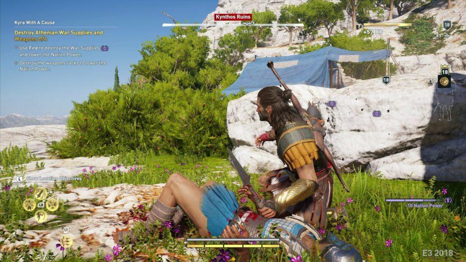 Assassin's Creed Odyssey – Kommt ohne Multiplayer und Battle Royale aus