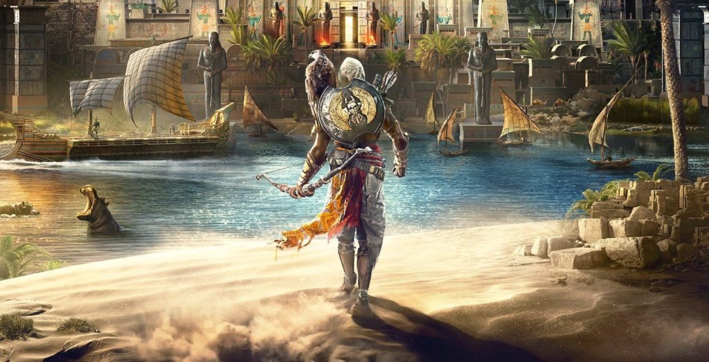 Assassin's Creed Origins – Ubisoft bestätigt Marketing-Deal mit Microsoft