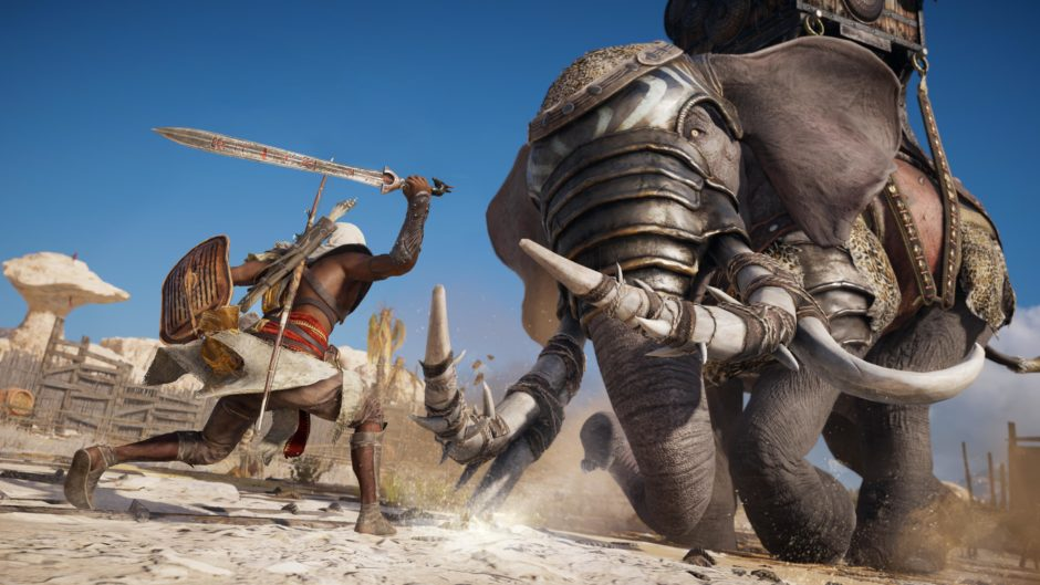 Assassin´s Creed Origins – Doppelt so hohe Verkaufszahlen wie bei AC: Syndicate