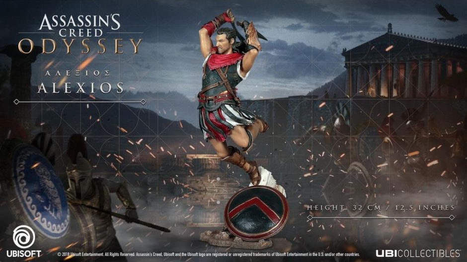 Assassin's Creed Odyssey – Ubicollectible-Figuren ab sofort verfügbar
