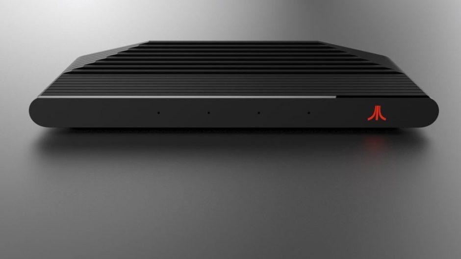 Erste Bilder zur neuen Atari-Konsole