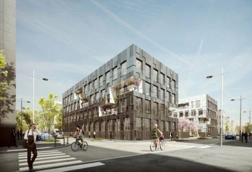 Bandai Namco Entertainment Europe - Bau neuer Zentrale in Lyon geplant