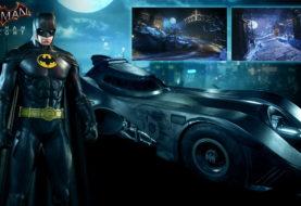 Batman: Arkham Knight - Neustes DLC-Paket kommt mit Kult-Batmobil und weiteren Retro-Skins