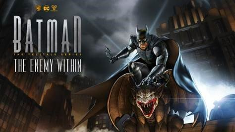 Batman: The Enemy Within – The Telltale Series – Erste Episode ab sofort erhältlich