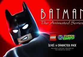 LEGO DC Super-Villains - Batman: The Animated Series Level-Pack veröffentlicht
