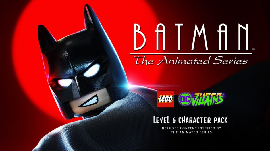 LEGO DC Super-Villains – Batman: The Animated Series Level-Pack veröffentlicht