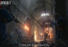 Battlefield 1: They Shall Not Pass - Artworks verraten die erste große Erweiterung