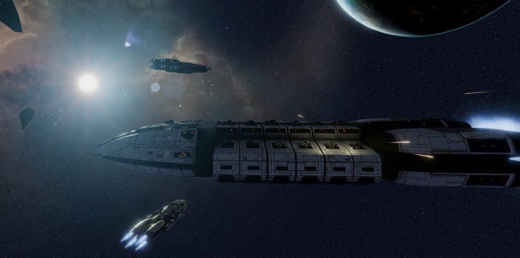 Battlestar Galactica Deadlock – Angriff der Cylonen