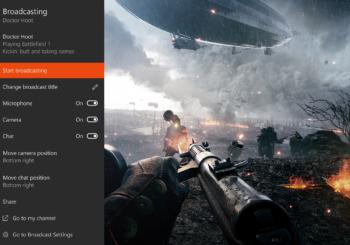 Xbox One Dashboard - Preview Update Alpha Ring: Neustes Update bringt Beam App und mehr