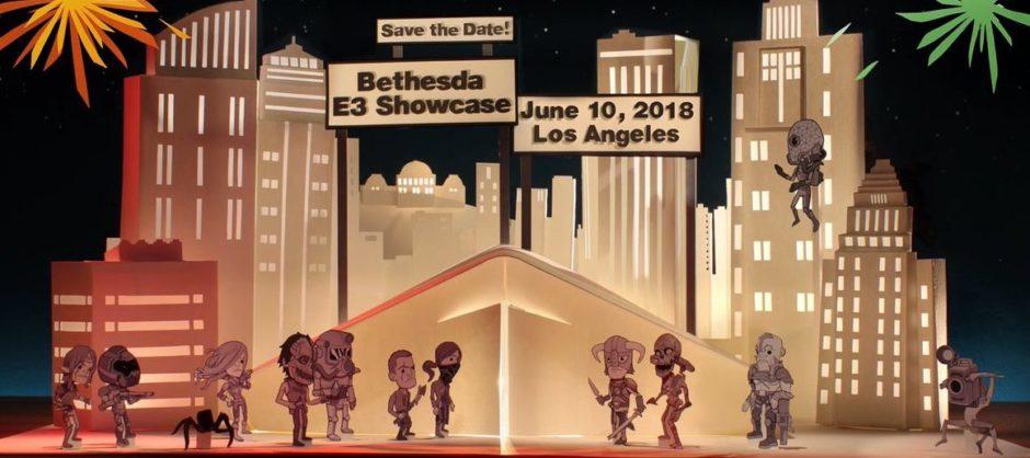Bethesda – Feiert seine bisher größte E3