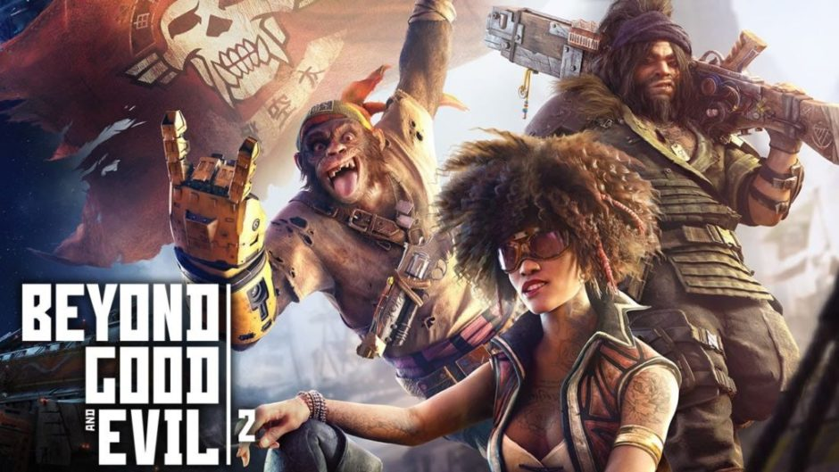 Beyond Good and Evil 2 – Neues Gameplay-Material unterwegs