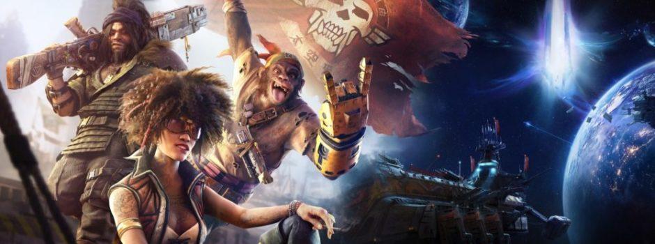E3 2017: Beyond Good & Evil 2 – Eine Legende kehrt zurück