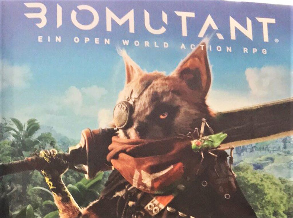 Biomutant – Neues Action-RPG aus Versehen geleakt