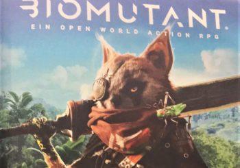Biomutant - Neues Action-RPG aus Versehen geleakt