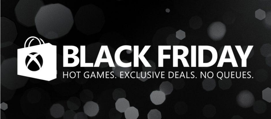 Xbox One – Die Black Friday-Deals stehen bereit