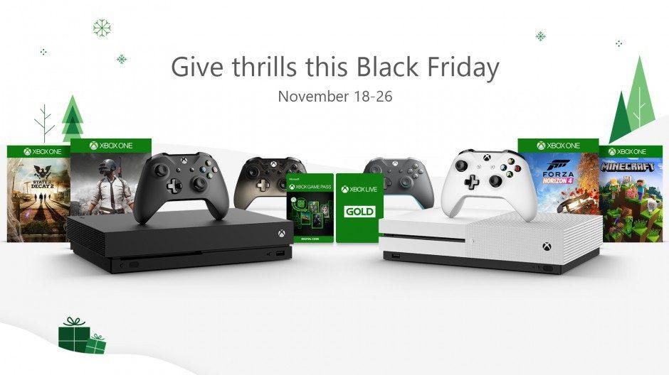 Black Friday – Fette Xbox-Deals für die Feiertage