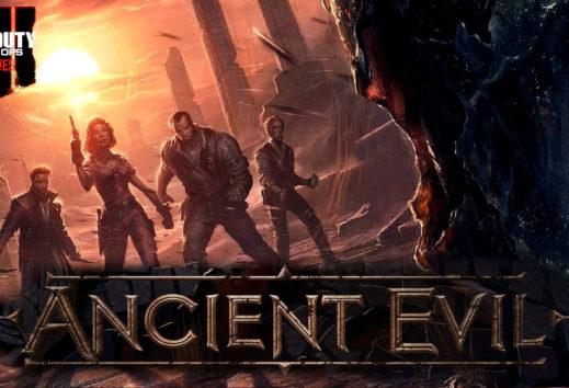 """Call of Duty: Black Ops 4 - Neuer Trailer zum Zombie-Kracher """"Ancient Evil"""" veröffentlicht"""