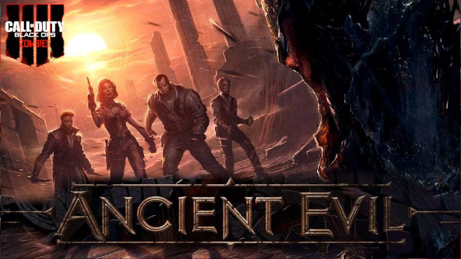 """Call of Duty: Black Ops 4 – Neuer Trailer zum Zombie-Kracher """"Ancient Evil"""" veröffentlicht"""
