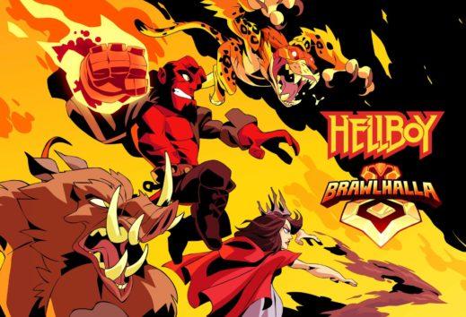Brawlhalla - Neue Hellboy-Skins ab sofort verfügbar