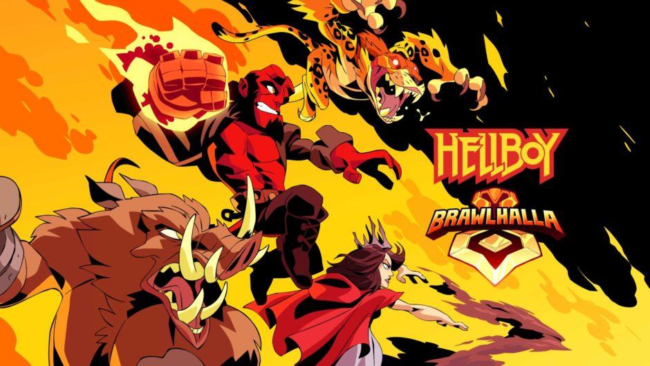 Brawlhalla – Neue Hellboy-Skins ab sofort verfügbar