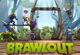 Brawlout Xbox One - Super Smash Bros Clone unterwegs
