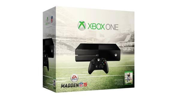 Xbox One – Microsoft stellt neues Bundle mit EA Madden NFL 15 vor
