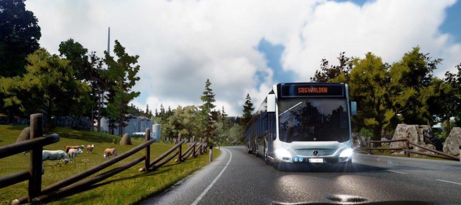 Bus Simulator – Nächster Stopp: Xbox One!