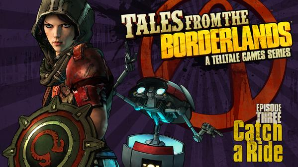 Tales from the Borderlands  – Episode 3 erscheint am 23. Juni!