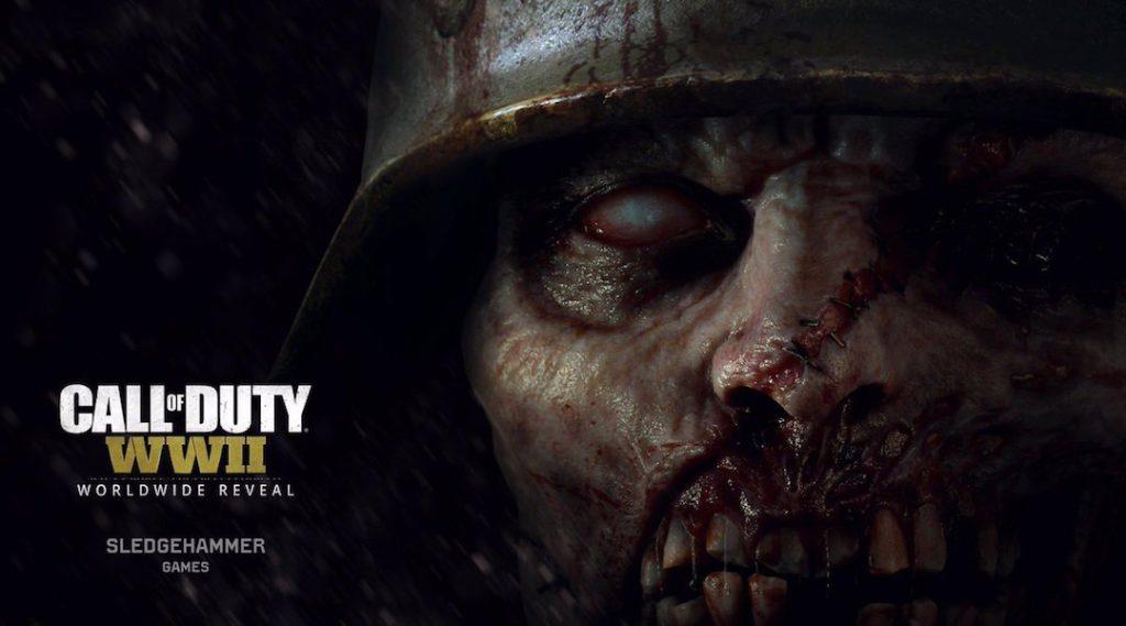 Call of Duty: WWII – Zombie-Modus wird auf der Comic Con enthüllt