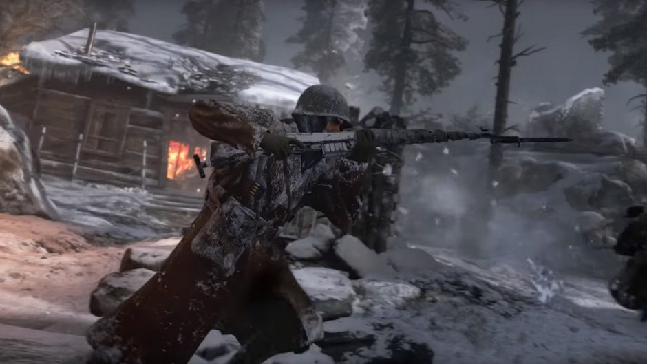 Call of Duty: WWII – Winter Siege-Event angekündigt
