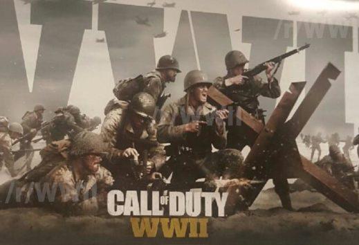 Leak: Call of Duty: World War 2 kehrt zu seinen Wurzeln zurück