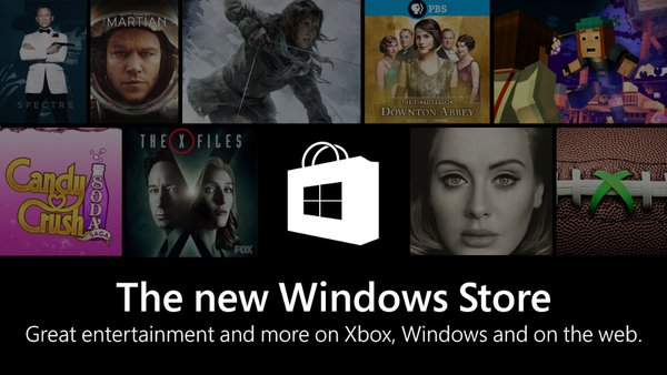 Microsoft – Neuer Store noch diesen Monat?