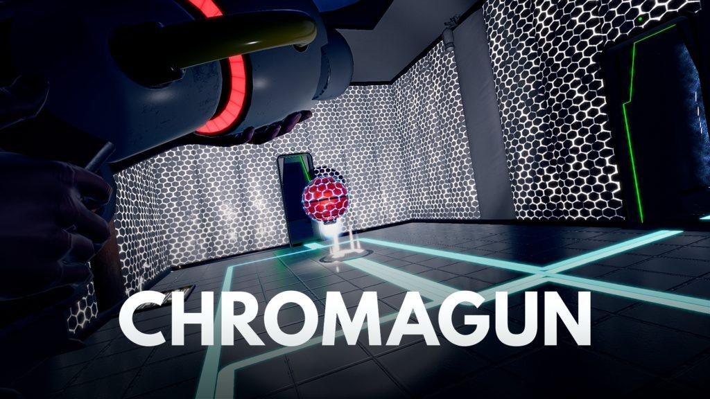 Review: ChromaGun – Wie Portal nur mit Farbe und anders