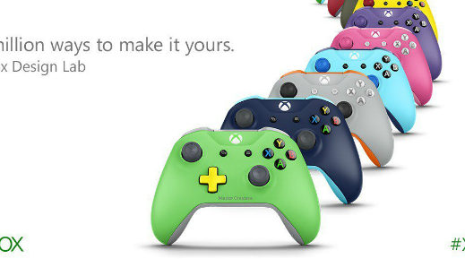 E3 2016: Mit den Xbox Design Labs euren eigenen Controller erstellen
