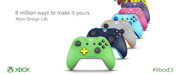 Xbox Design Lab – Ab sofort auch direkt im Microsoft Store verfügbar