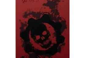 Xbox One - Limitierte Seagate Festplatte im Gears of War 4 Design auf der SDCC gesichtet