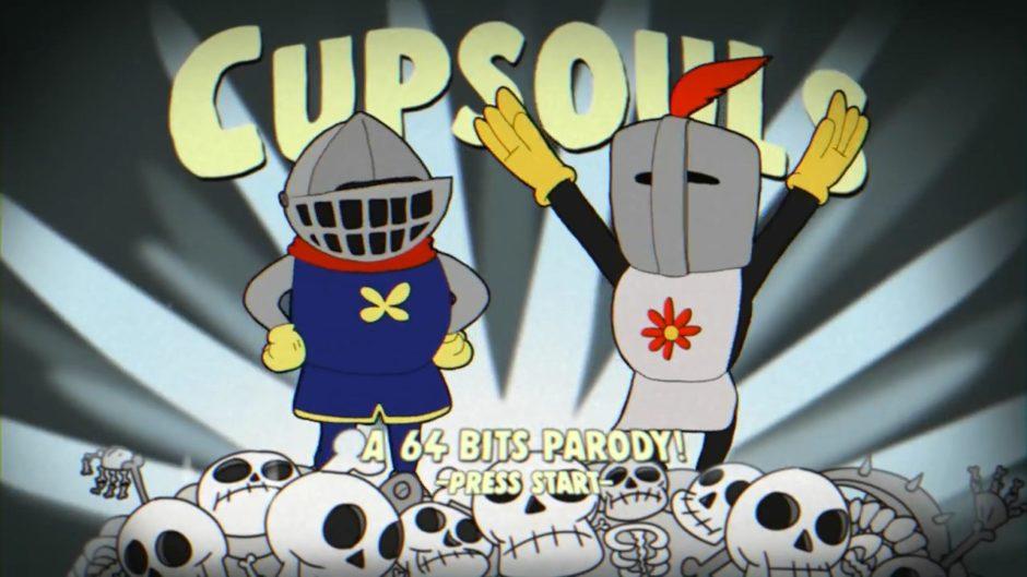 Cupsouls - Wenn Cuphead auf Dark Souls trifft   Xboxmedia