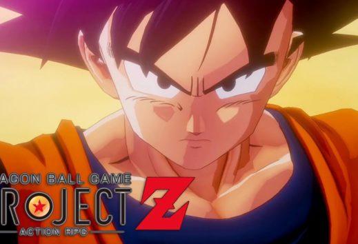 Dragon Ball Game - Project Z: Erster Trailer veröffentlicht