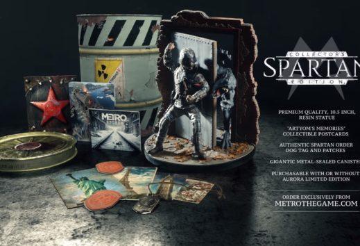 Metro Exodus - Spartan Collector´s Edition enthüllt