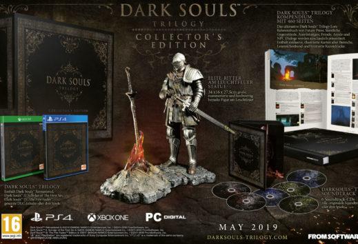 Dark Souls: Trilogy - Collector's Edition und Kompendium angekündigt