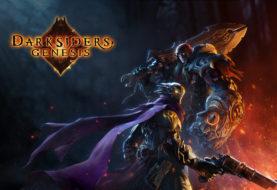 Darksiders Genesis - Vorstellung von War – Reiter des Roten Rosses
