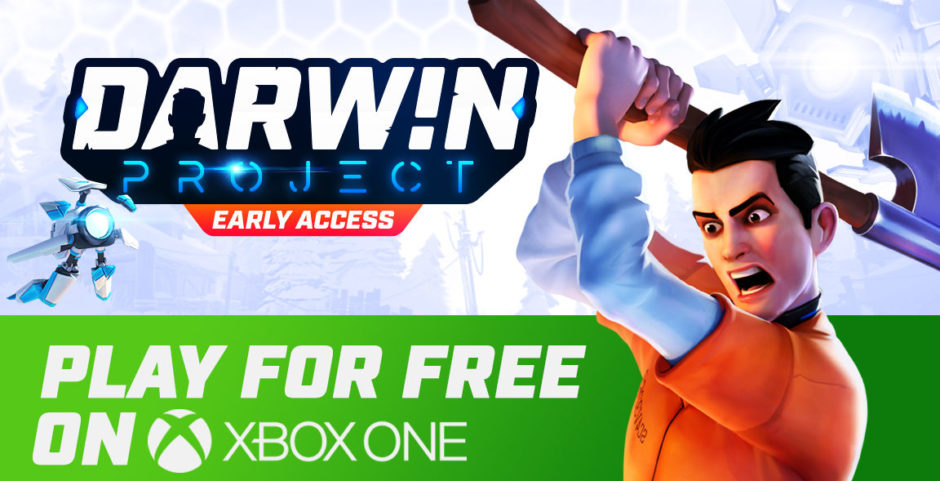 Darwin Project – Wird free-to-play auf Xbox One