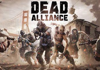 Dead Alliance - Zombies und Feinde auf einem Schlachtfeld