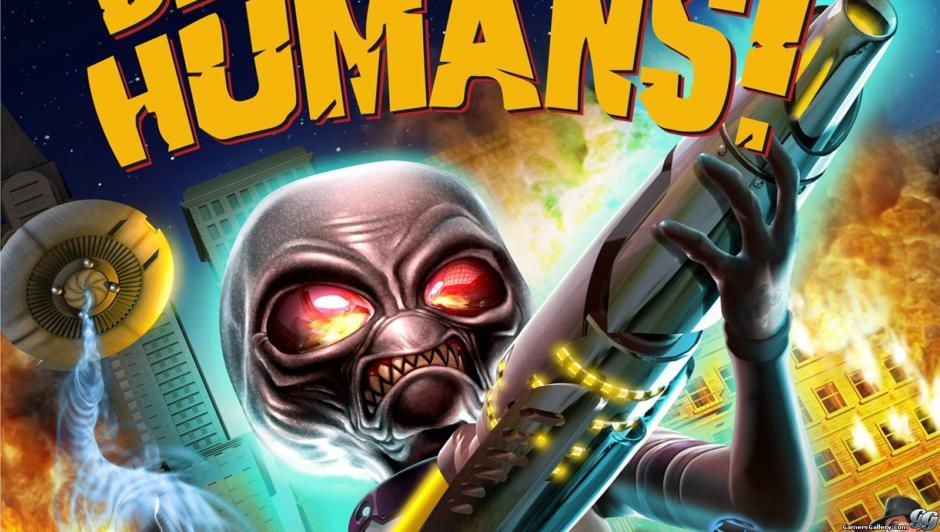 Destroy All Humans – Erstes Gameplay online