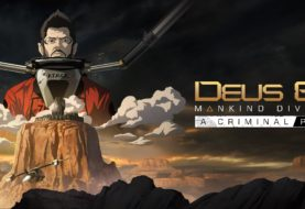 Deus Ex: Mankind Divided - A Criminal Past - Neuer DLC ab heute verfügbar